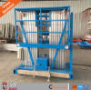 Plate-forme mobile en aluminium de levage de travail aérien de vente de constructeur pour l'homme