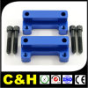 高精度のカスタムステンレス鋼CNC回転製粉CNCの機械化の部品