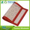 Couvre-tapis antiadhésif de traitement au four de silicones pour Macarons 16.5 blanc de  X 11.6