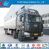 Caminhão do transporte de petroleiro do óleo de Faw 8X4 para boas vendas