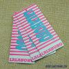 Etiqueta impresa papel 220 de la caída de Colorized de la alta calidad del diseño de la manera