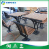 La ISO certificada aherrumbra las piernas de la tabla del metal del banco de las tablas de comida campestre de la antigüedad del cuadrado del parque de la prueba (FY-051HB)
