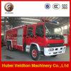 Isuzu 6X4 10m3 Water 2m3 Foam Fire Firght Truck