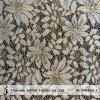 Ткани шнурка Lurex цветка индийские (M0469-J)