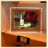 A4記憶装置装飾的な表の立場の水晶ライトボックス