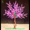 Rosafarbenes Color Artificial LED Cherry Blossom Tree Light mit CER
