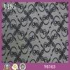 Ladies Dressのための波状のNovel Design Lace Fabric