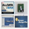 Software Alldata do auto reparo V10.53 + Mitchell + gerente mais