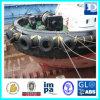 Neumáticos usados como defensa de la nave, defensas del barco, defensa de goma de los aviones