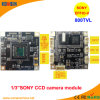 Sony CCD 800tvl módulo de la cámara de CCTV