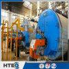 Caldeira de vapor despedida do petróleo de Hteg do controlo automático de Digitas gás inteligente da classe um fabricante da caldeira