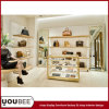 Handbag Shop Interior Decorationのための卸し売りShop Display Furnitures