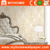 Home Decoration를 위한 황금 Color Wall Paper