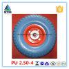 PU-Schaumgummi-Rad, flaches freies Rad, Polyurethan-Rad