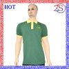 Chemises 100% de polo des nouveaux de conception de Cutsom de qualité hommes de polyester