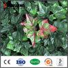 최고 합성 조경 인공적인 잎 담 산울타리