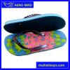PVC Upper, PE Sole Beach Slippers con Hot Print