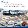 Nieuwe 12 Cbm/de Vrachtwagen van de Collector van het Afval van 8 Ton