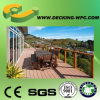 아름다운 Hollow Wood Plastic Composite Decking 또는 Flooring Board