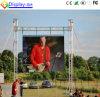 Hoge LEIDENE van de Huur van het Stadium van de Helderheid IP65 Slanke Openlucht VideoMuur