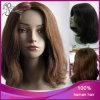 Do cabelo europeu reto do Virgin da qualidade superior 8# peruca judaica
