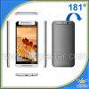 Telemóvel grande 3G Andriod 4.4 da polegada Mtk6572 do telefone móvel 5.5 da tela