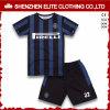 Os uniformes 2016 do futebol do euro ajustaram-se para o adulto