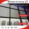 Pantalla a todo color al aire libre de la cortina de la rejilla de la venta P15.625 LED de la fábrica