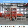 Bloco de cimento inteiramente automático que faz a maquinaria com produção pequena