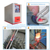 Machine de chauffage à brasage à induction à ultra haute fréquence pour la lame de scie.