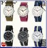 Vigilanza più poco costosa su ordinazione della vigilanza di moda delle signore del quarzo del regalo dell'orologio della signora Dress delle vigilanze di modo di promozione Yxl-126