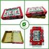 Rectángulo de papel de la fruta para la cereza del embalaje en China