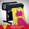 Le papier lustré élevé de photo de jet d'encre pour A4 imperméabilisent le papier magnétique de photo