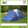 Tenda di campeggio dei 4 delle persone Pali di doppi strati 3 con l'estensione