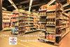 Металлический супермаркет полки гондолы обязанности /Heavy полки супермаркета индикации