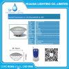 Indicatore luminoso della piscina di vetro IP68 LED PAR56 con telecomando