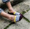 Носок отдыха отрезока низкого уровня решетки диаманта яркого цвета стильный