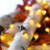 Halloweenのクリスマスの新年のイベント党ライト装飾の寝室の装飾のための美しいいちごの休日ライトストリングLEDs