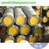 El cilindro afiló con piedra el tubo de acero inoxidable del tubo 904