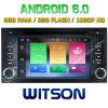 Auto DVD des Witson acht Kernandroid-6.0 für Sitz Leon 2014