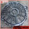 Griglia rotonda En124 D400 del burrone del ferro duttile