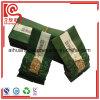 Bolso de té plástico impreso color modificado para requisitos particulares del sello lateral