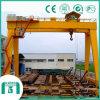 Grue de portique de poutre de double de machines de construction