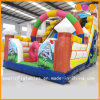 Corrediça descuidado atrativa de Inflatables para o jogo do miúdo (AQ01354)