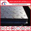 Plaque Ss400 en acier Checkered laminée à chaud