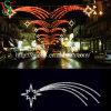 Straßen-dekorative Feuerwerk-helle Laternenpfahl-Motiv-Leuchte