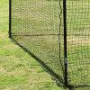 ナイロンは網またはフットボールの網か野球の網を遊ばす