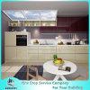 MDF / MFC / Contraplacado Painel de partículas / Madeira maciça Acrílico Armário de cozinha moderno Mobiliário de gabinete modular