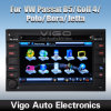 6.2 '' radio auto GPS Sat Navi del sistema del coche DVD de HD para VW (VVW6286)