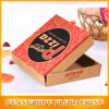Rectángulo de empaquetado del papel de Kraft de la pizza